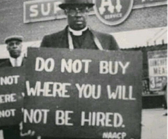 To Buy or Not to Buy? The African-American use of Consumerism in the Fight for Civil Rights