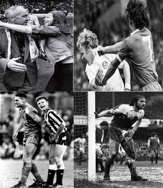 The Golden Age?: English football before the 'Prem'