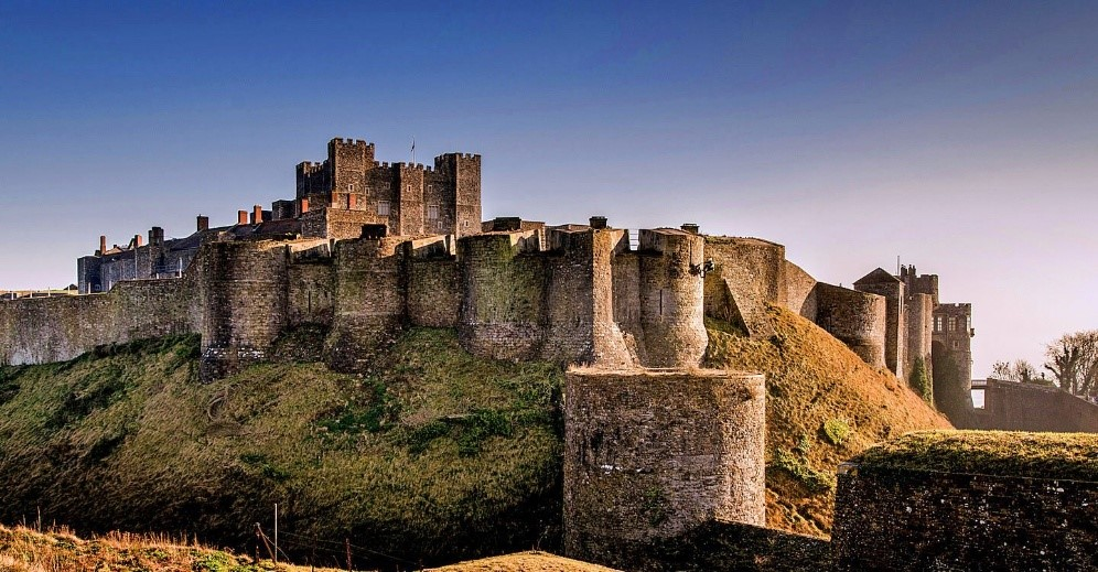 England's Front Line: the evolution of Dover Castle through the centuries