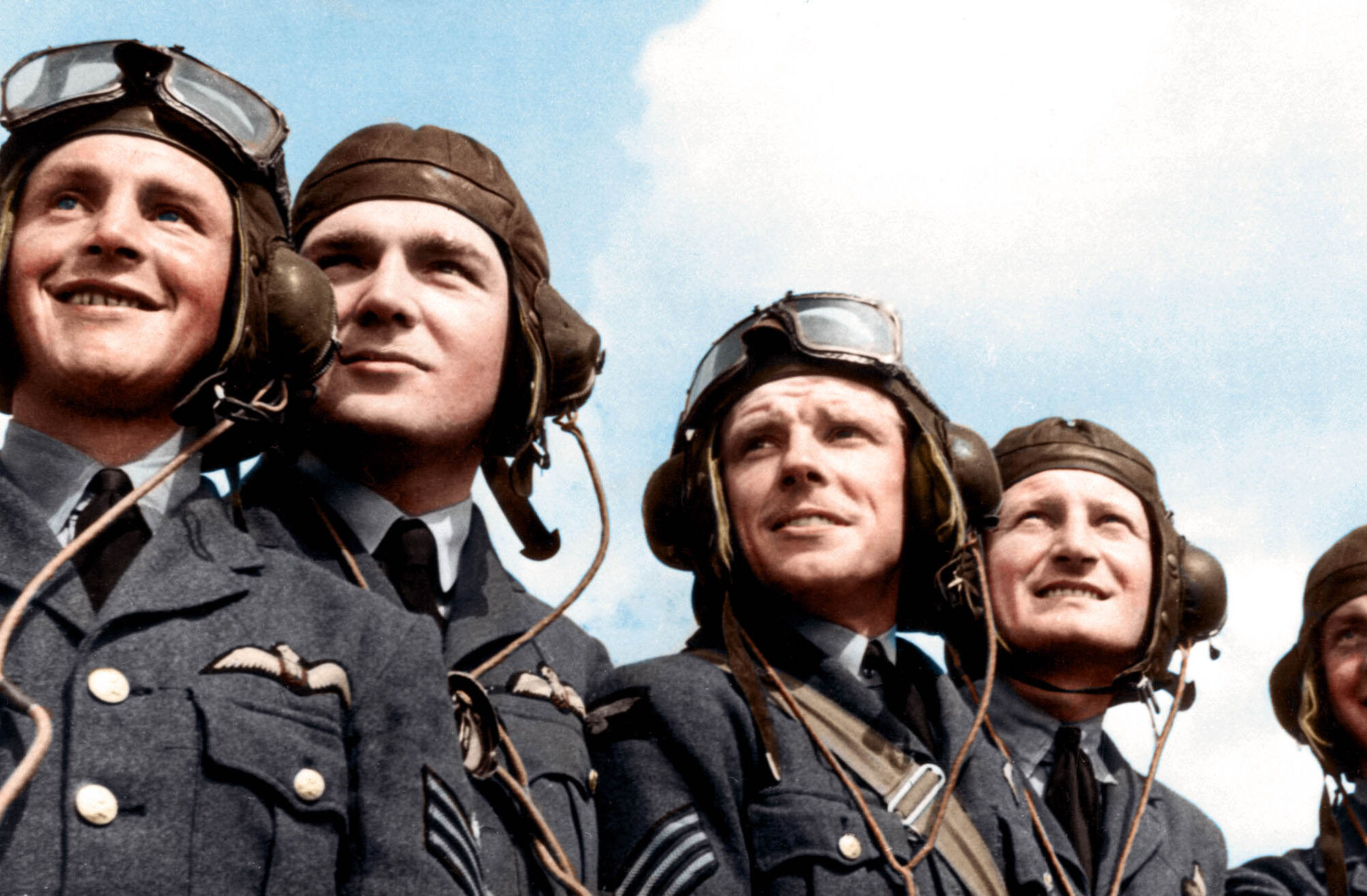 The RAF's forgotten 'Few': Bomber Command's Battle of Britain