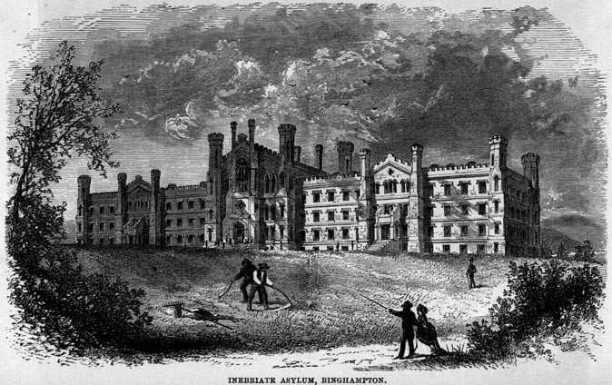 Afterlives of the Psychiatric Asylum