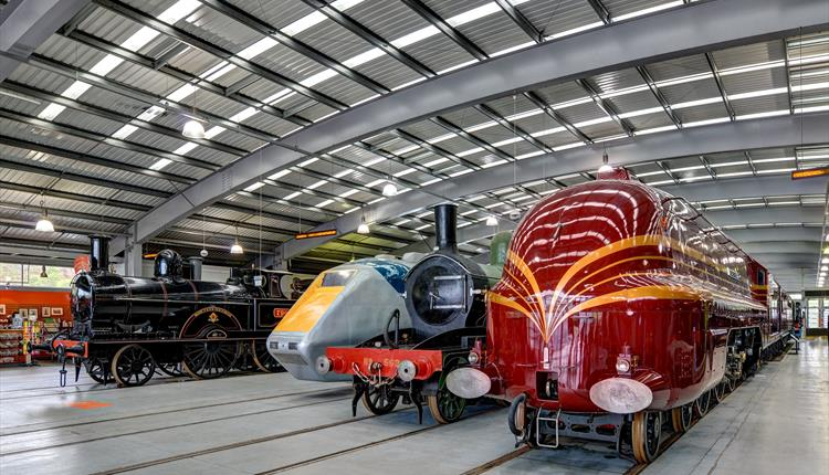 Five Museums on the Move: Planes, Trains and Automobiles